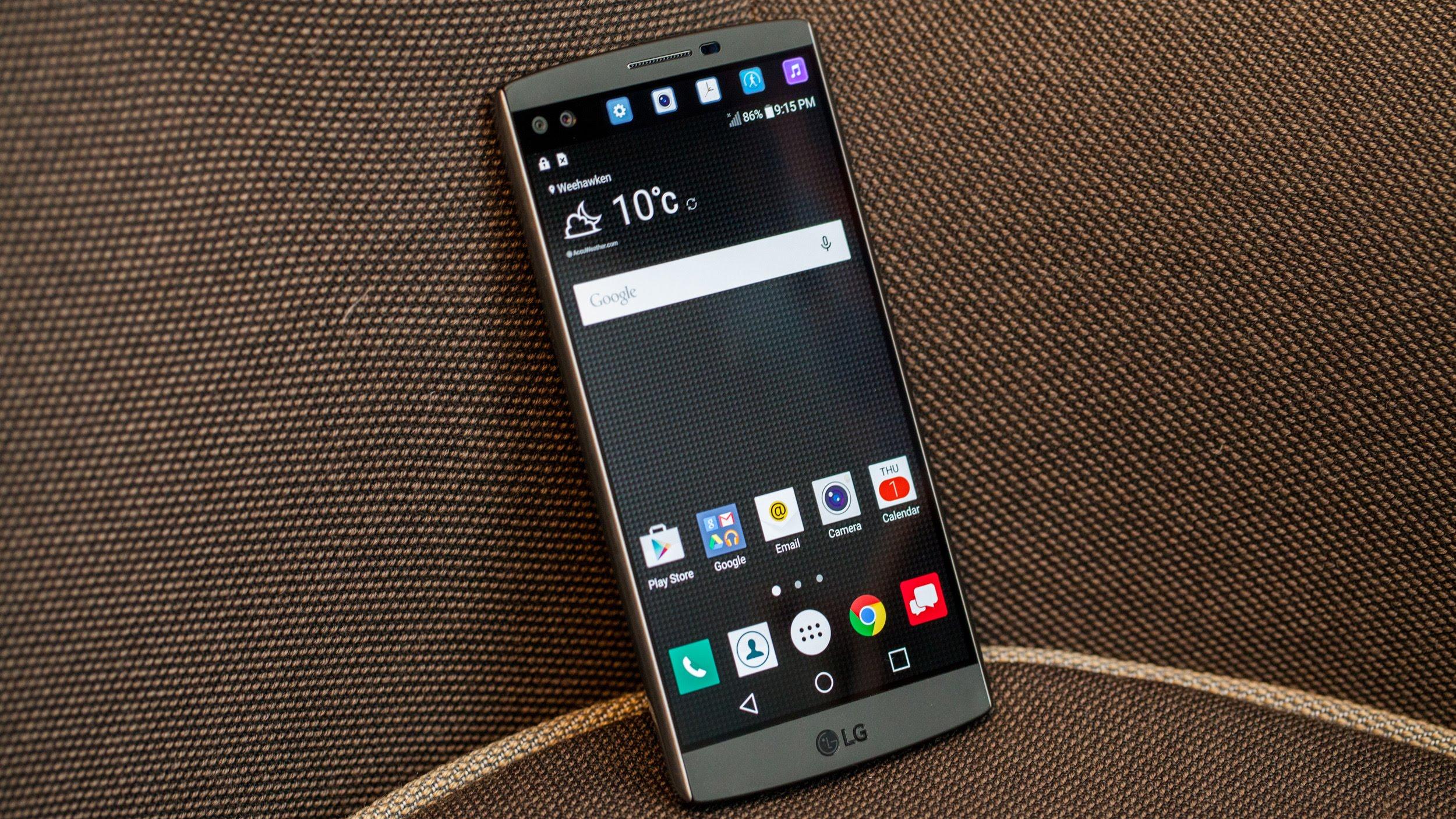 LG, LG V10, Android Nougat update, Android Nougat v7 0, Changelog