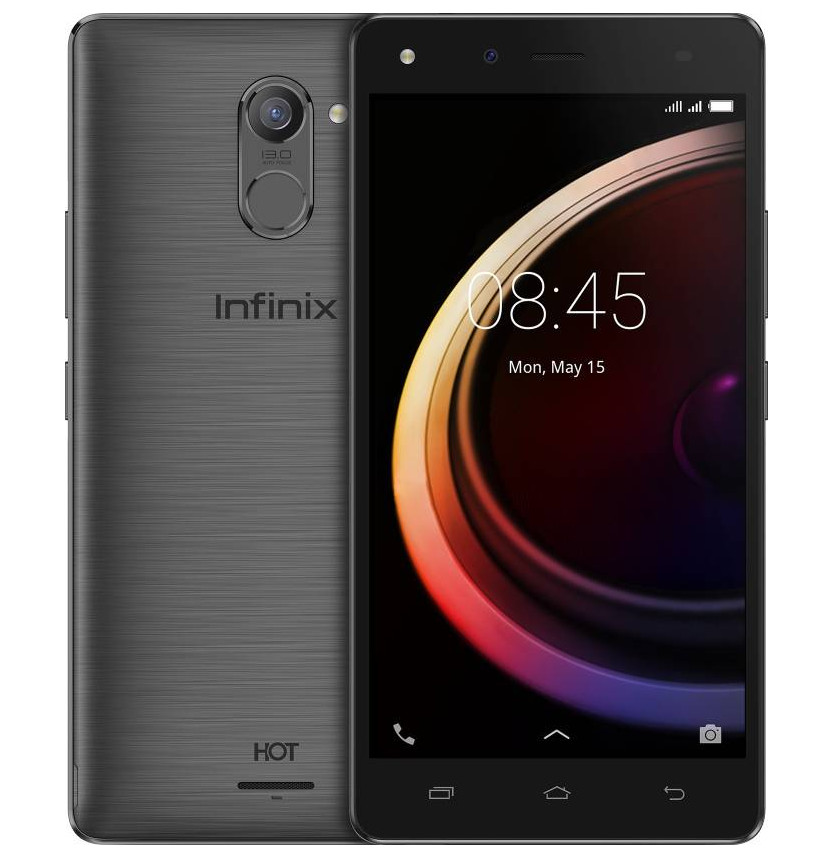 Infinix Hot S3 gets a new update with Face Unlock and March
