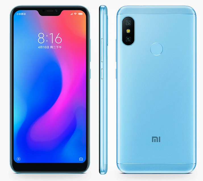 Xiaomi seeds Android Pie 9 based MIUI 10 3 ROM to the Redmi 6 Pro
