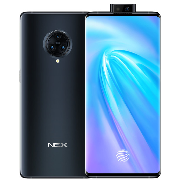 Vivo unveils Nex 3 smartphone with 'Waterfall' display, 64-MP camera